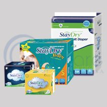 StayDry™ INCONTINENCE & UROLOGY RANGE