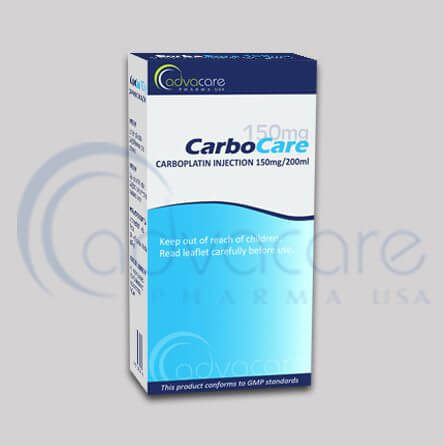 Oncology Injections packaging
