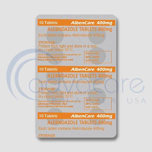 Albendazole Tablets Manufacturer 3