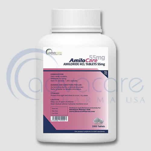 Amiloride HCL Tablets Manufacturer 2