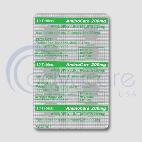 Aminophylline Tablets Manufacturer 3