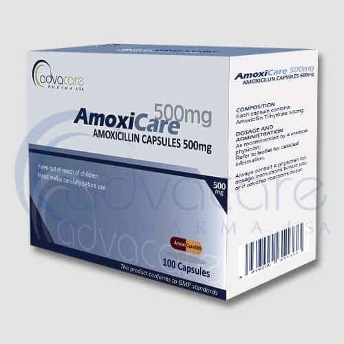 Amoxicillin Capsules Manufacturer 2