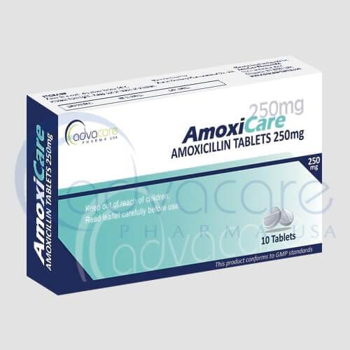 Amoxicillin Tablets Manufacturer 2
