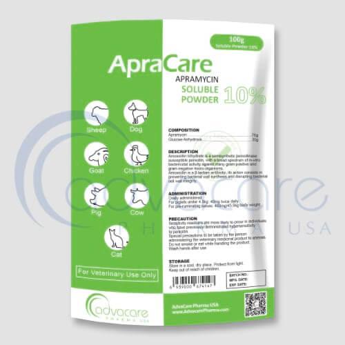 Apramycin Soluble Powder Manufacturer 1