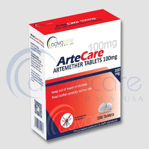 Artemether Tablets Manufacturer 1