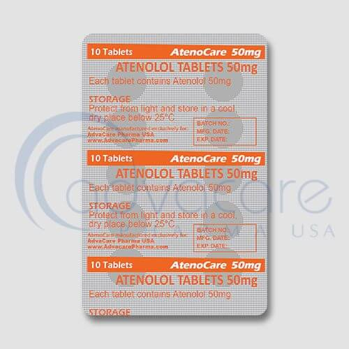 Atenolol Tablets Manufacturer 3