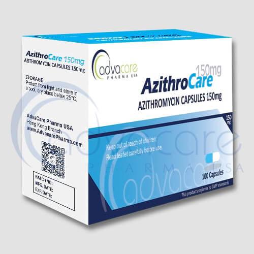 Azithromycin Capsules