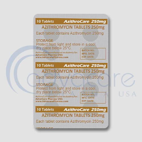 Azithromycin Tablets Manufacturer 3