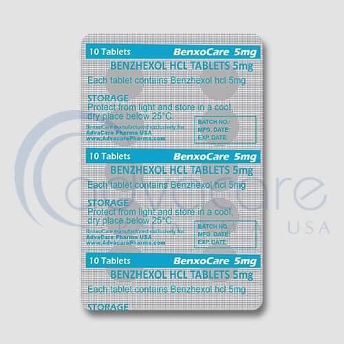 Benzhexol HCL Tablets Manufacturer 2