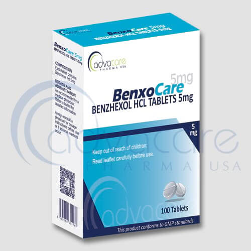 Benzhexol HCL Tablets