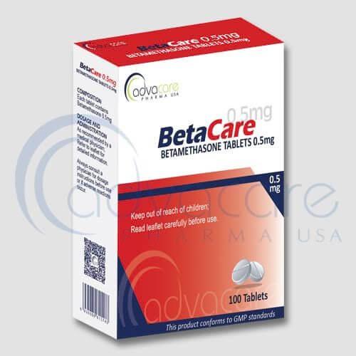 Betamethasone Tablets Manufacturer 1
