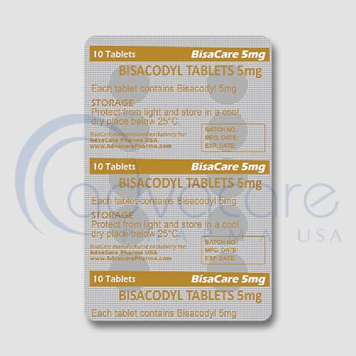 Bisacodyl Tablets Manufacturer 2