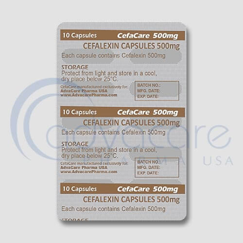 Cefalexin Capsules Manufacturer 3