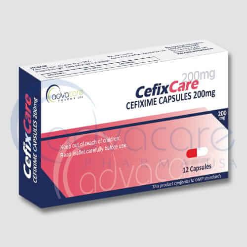 Cefixime Capsules Manufacturer 2