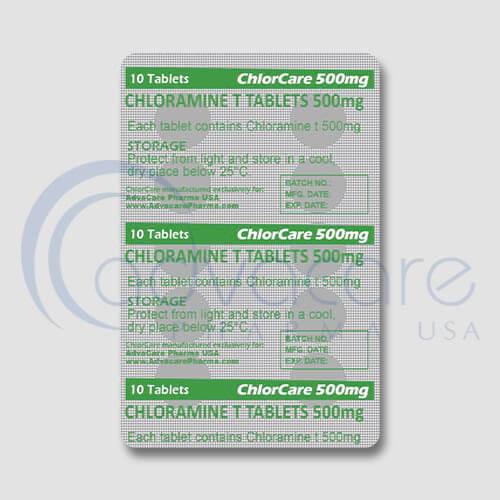 Chloramine T Tablets Manufacturer 3
