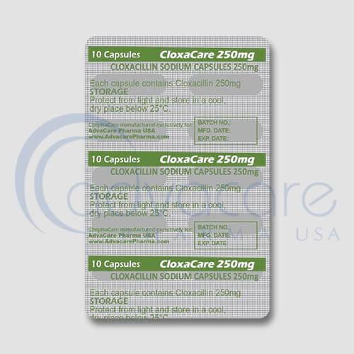 Cloxacillin Sodium Capsules Manufacturer 3
