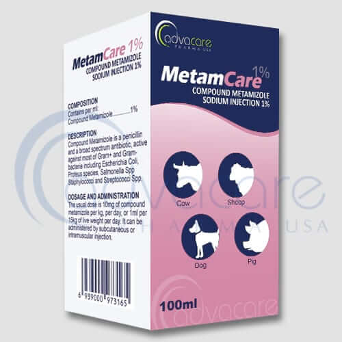Compound Metamizole Sodium Injection