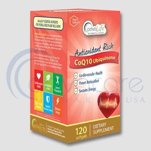 CoQ10 / Coenzyme Q10 (Ubiquinone)