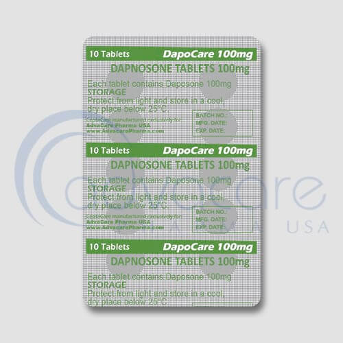 Dapsone Tablets Manufacturer 3