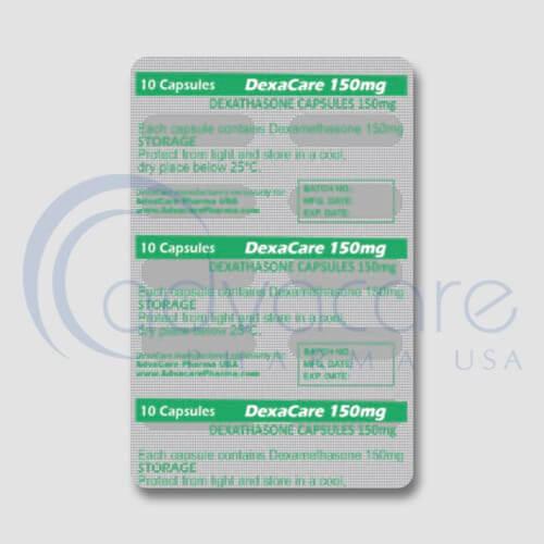 Dexamethasone Capsules Manufacturer 3