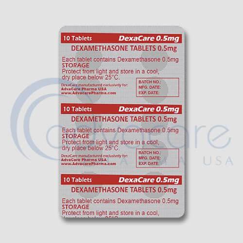 Dexamethasone Tablets Manufacturer 3