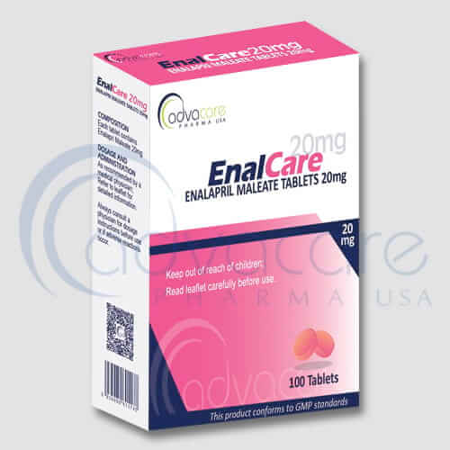 Enalapril Maleate Tablets