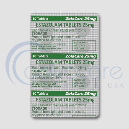 Estazolam Tablets Manufacturer 3
