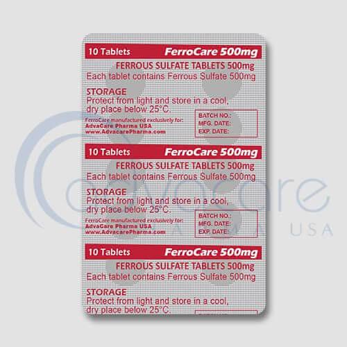Ferrous Sulfate Tablets Manufacturer 3