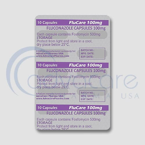 Fluconazole Capsules Manufacturer 3