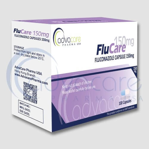 Cápsulas de Fluconazol