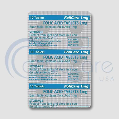 Folic Acid Tablets Manufacturer 3