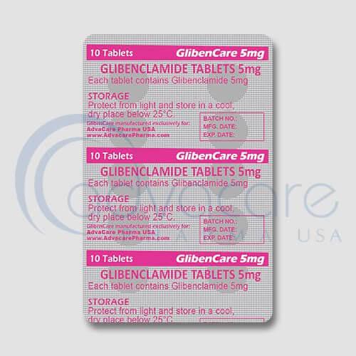 Glibenclamide Tablets Manufacturer 3
