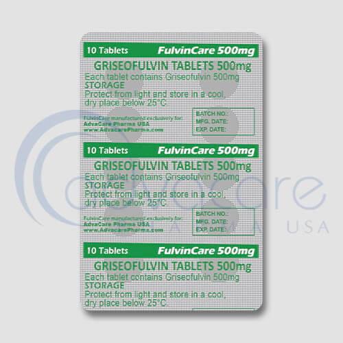 Griseofulvin Tablets Manufacturer 3