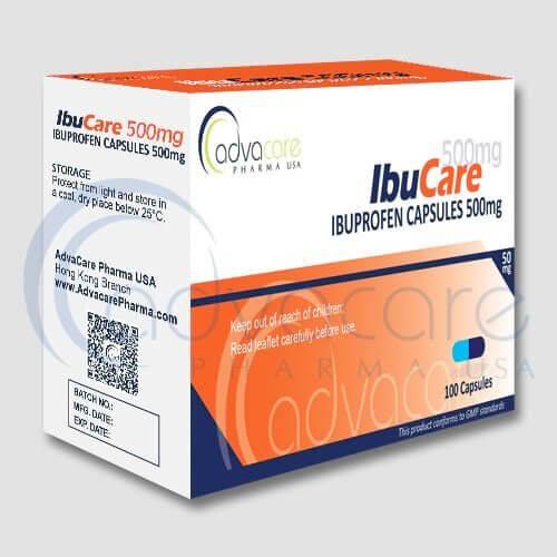 Ibuprofen Capsules