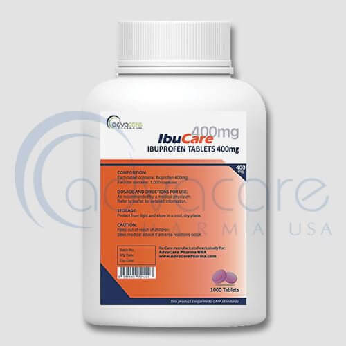Ibuprofen Tablets Manufacturer 2