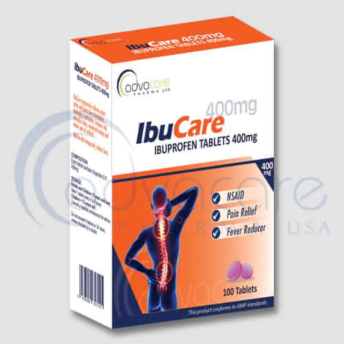 Ibuprofen Tablets Manufacturer 1