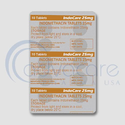 Indomethacin Tablets Manufacturer 3
