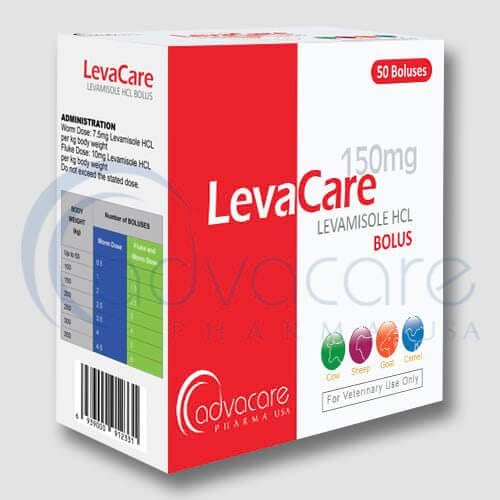 Levamisole Hydrochloride Tablets & Boluses Manufacturer 2