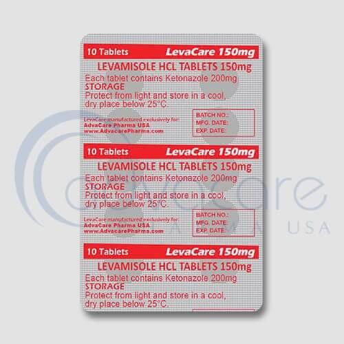 Levamisole HCL Tablets Manufacturer 3