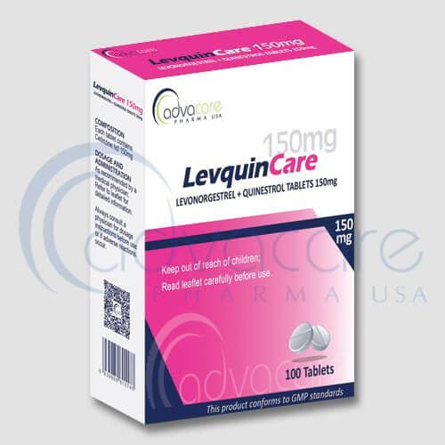 Levonorgestrel + Quinestrol Tablets