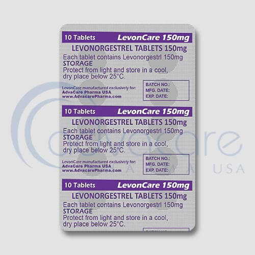 Levonorgestrel Tablets Manufacturer 3