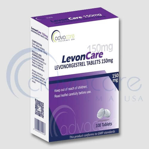 Levonorgestrel Tablets Manufacturer 1