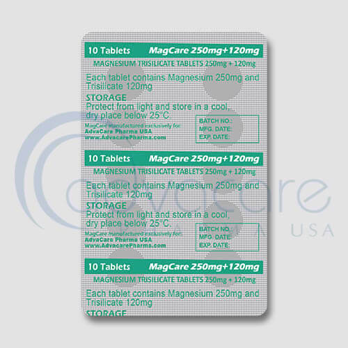Magnesium Trisilicate Tablets Manufacturer 3