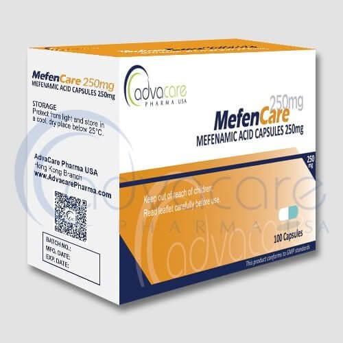 Mefenamic Acid Capsules