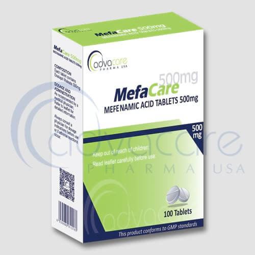Mefenamic Acid Tablets Manufacturer 1