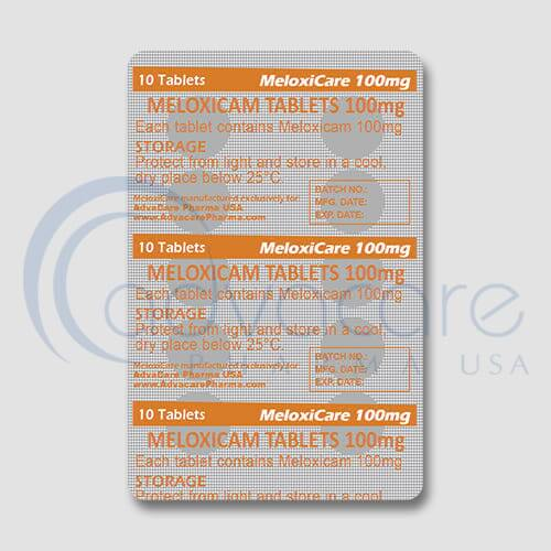 Meloxicam Tablets Manufacturer 3