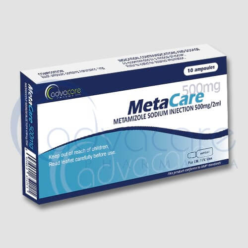 Metamizole Sodium Injections