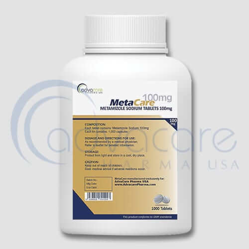 Metamizole Sodium Tablets Manufacturer 2