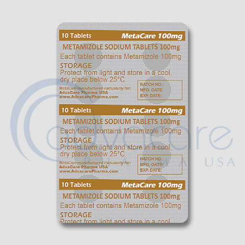 Metamizole Sodium Tablets Manufacturer 3