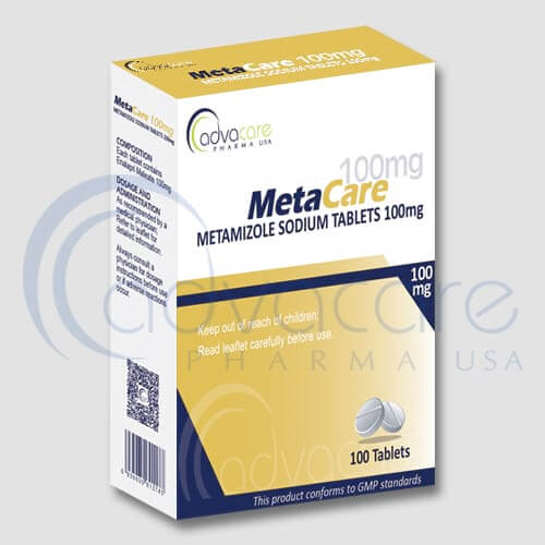 Metamizole Sodium Tablets Manufacturer 1
